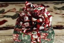 Holiday Bow Tutorials / by Mandy Naranjo