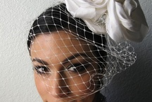 Headpieces, Eye Masks and Collars / by Lisa Menaster