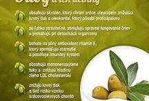 účinky potravín