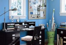 Office, Art Studio, Craft Room.