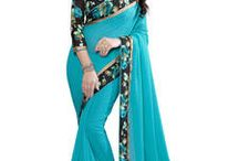 Mesmerizing #sarees / Amazing collection of Sarees Order now - http://bit.ly/1UgoFco