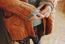 Вязание / Kniting