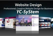 Yc-SyStem / Yc-SyStem Yc-WebDesign Wir erfüllen alle Bedingungen des modernen Web-Programmierens für Ihre Homepage und bieten Ihnen professionelle info@yc-system.de