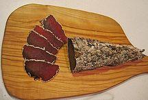 Fleisch haltbar machen