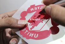 Bagaimana Cara Membuat Cutting Sticker Dari Bahan Scotlite?
