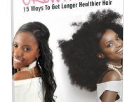Natural Hair / by Nakita Murdock-Willis