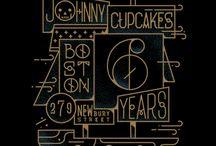 I love Cupcakes! / Johnny Cupcakes  / by Javier Perez