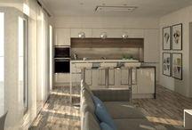 Kuchnia - nowoczesna wizytówka domu / Wysokiej jakości materiały, staranny projekt i wykonanie to niezbędne elementy, aby kuchnia zyskała reprezentacyjny charakter. Zobaczmy to na przykładzie realizacji studia Formi z Koszalina.