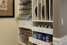 I'm Dreamin of a Pantry~ / by Stacy Dandurand