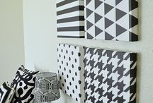 Monochrome Decor
