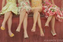 girl friends ...