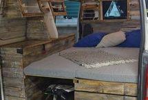 outdoor camper van diy