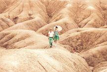 ✕ Campagne Printemps-Eté 2014 ✕ / Les enfants du vent by Catimini Catimini donne un nouveau souffle à l'été en s'envolant vers l'infini du désert et ses horizons ocres. Dans ces paysages cinématographiques, des enfants nomades et chics s'élancent avec la grâce des années 30.