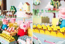 Peppa Pig Party - Fiesta Peppa Pig