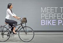 Biking / Commute by bike. / by Toki