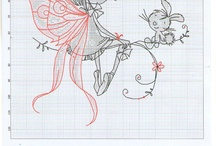 Charts/Cross stitch