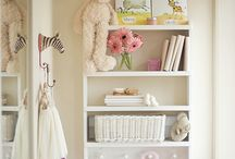 Nursery Spaces / by Anita Boothe