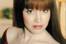 Самохина Анна (Samohina Anna) / Анна Самохина Советская и Российская актриса театра и кино, телеведущая и певица