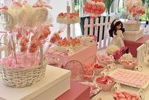 Mesas dulces comunion