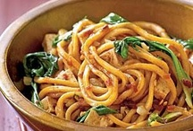 Noodles! / One of my favorite things is the perfect bowl of noodles. / by Tricia Newton