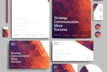 Branding / A board of branding designs
