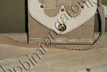 Deri Çanta Galeri-Leather Bags Gallery