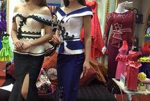 Thai dress style