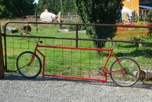 Bikes & Fences / An amicable relationship. / by Fence Workshop™