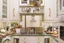 Kitchen ideas / Where woman belongs
