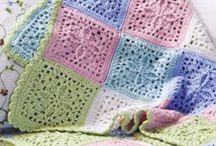 Crocheting / by Heather Kendall