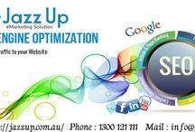 Jazz Up Search Engine Optimization