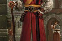 Sigmar and Ulric priest