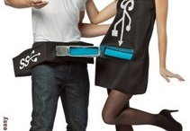 Couple Costumes / Funny couple costumes for Halloween,costume or any other theme party at best price. / by SpicyLegs.com - Lingerie Store