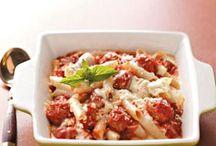 {recipes: pasta ~ casserole} / by Betsy Smith