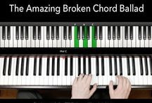 zongora tanuló leckek