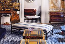 Moroccan tile / I want these Moroccan tiles personally.