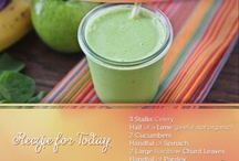 Juice Recipes / by Izzy Izdebski
