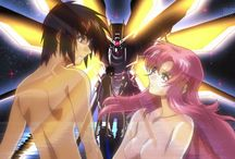 Gundam Seed Destiny Remastered: Kira Yamato x Lacus Clyne Moments / Gundam Seed Destiny Remastered: Kira Yamato x Lacus Clyne Moments