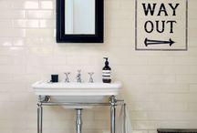 Bathroom ideas / Gathering ideas for a new bathroom