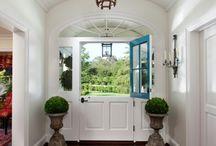 Great entrances