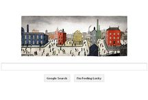 L.S. Lowry / by Jean Campbell Collen