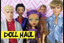 Doll Hauls / by Lolas Mini Homes