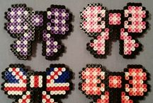 Lovely Perler Beads / Not mine