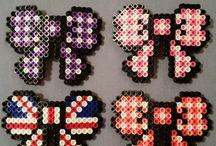 Perler beads de todo