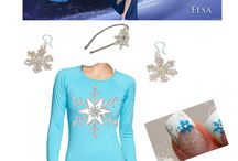 Disney running outfits / by Nicole Zukowski