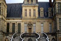 châteaux