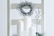 Holiday decor for the home :-) / by Heidi MacDonald