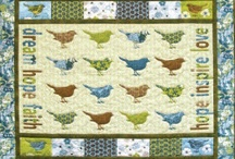 Quilts / We love quilts, quilt fabric, etc.  These are a few or our favorites!