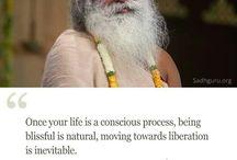 Spirituality  in India / India is undoubtedly the Land of Meditation  where the words like Dhayan or Sadhna (Meditation ) , Mukti or Moksha (Liberation) , Atam Parichay (Self realization) etc . originated.And Sadhguru Jaggi Vasudev ji is among the most enlightened mystics of our time.This blog covers my first experience at Sadhguru's adobe Isha Yoga Centre,Coimbatore,Tamil Nadu ,India