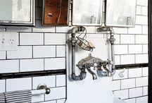 Salle de bains...
